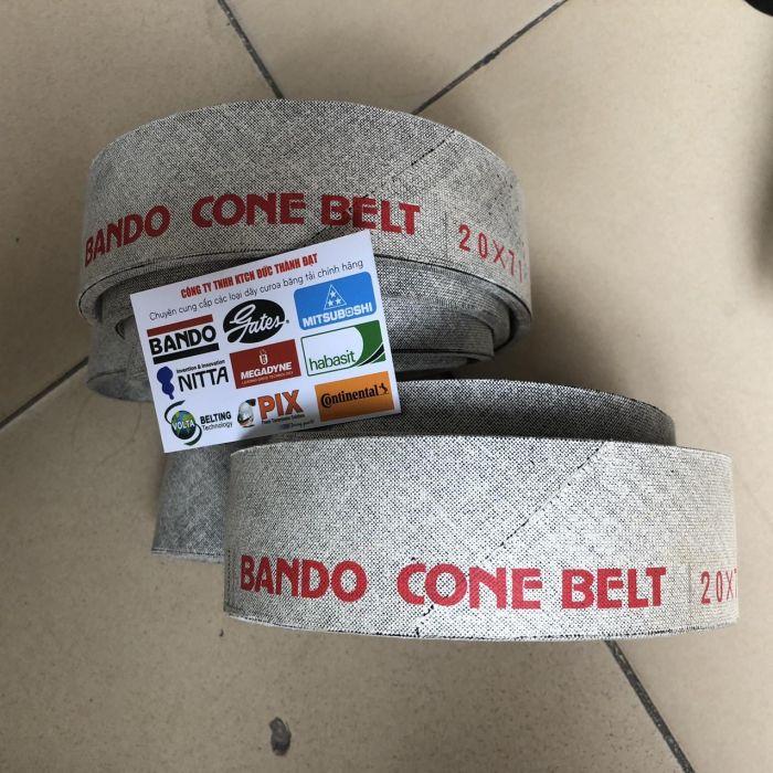 dây curoa bando cone belts 20X71 20X91