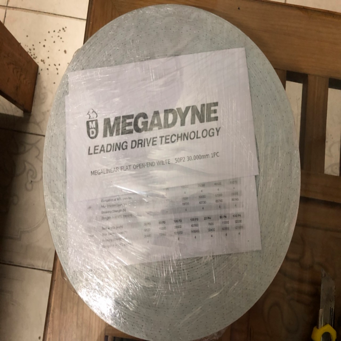 DÂY ĐAI MEGADYNE 50P2 OPEN WILTE