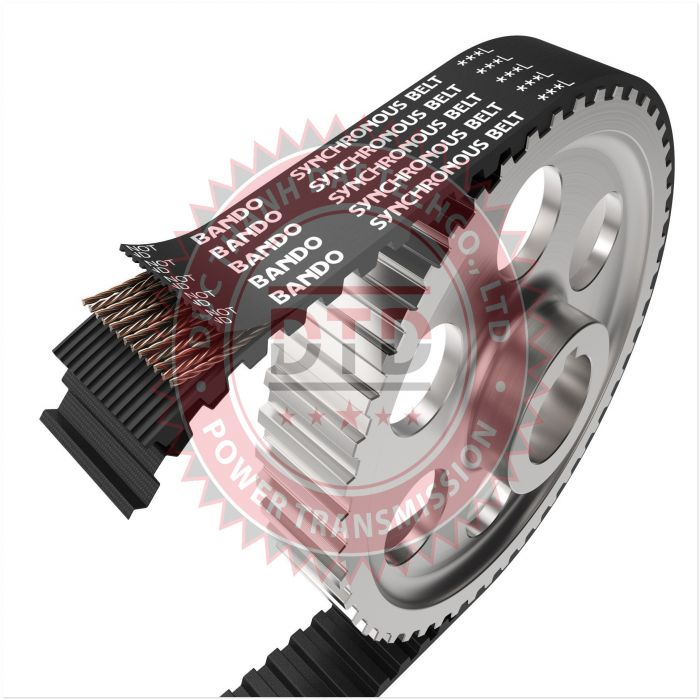 dây curoa bando Ribbed Synchronous belt
