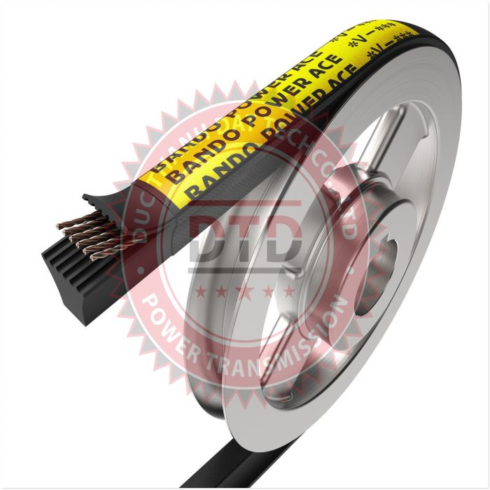 dây curoa bando POWER ACE V-Belts