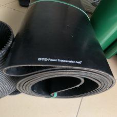băng tải cao su đen DTD