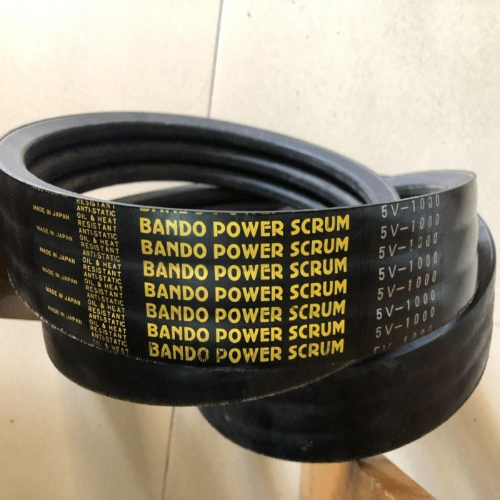 dây curoa bando power scrum 5V1000