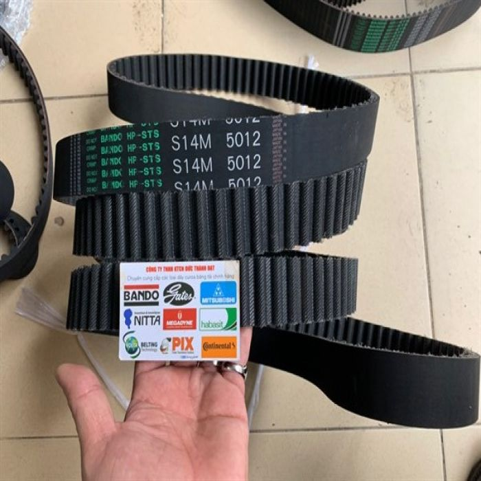 dây curoa bando HP STS S14M-5012
