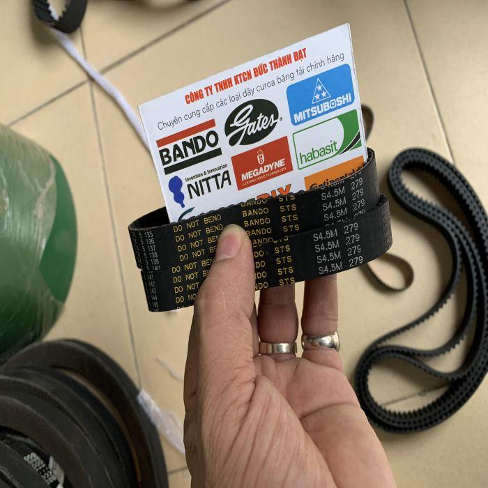 Dây curoa BANDO S4.5M 279