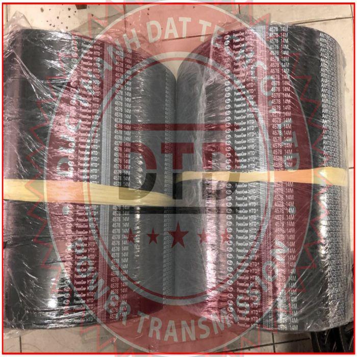 Dây curoa14M-4578 gates