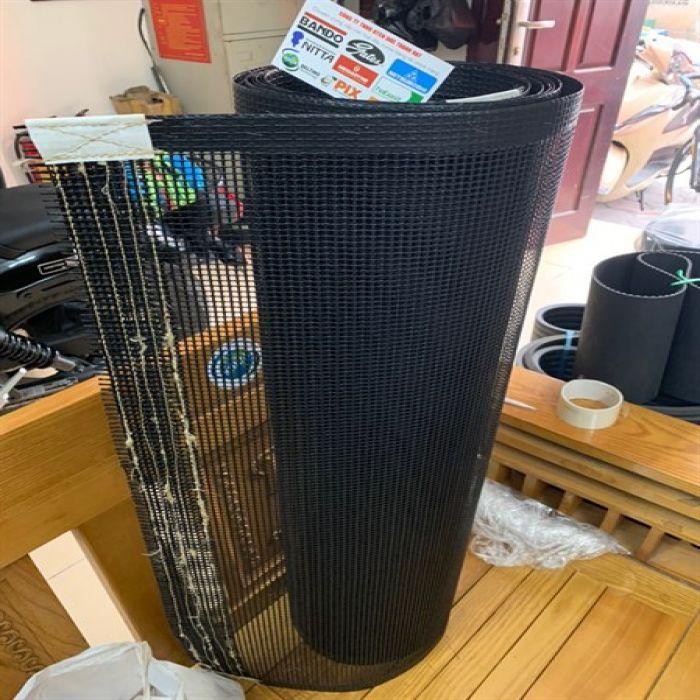 Băng tải chịu nhiệt PTFE TEFLON đen